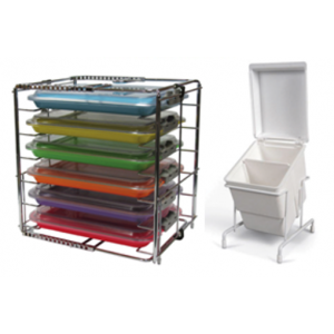 3-D Dental Organizing - Shelving