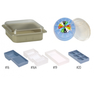 3-D Dental Organizing - Tubs, Trays, & Drawers Set-Up