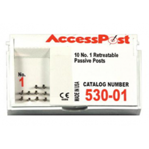 3-D Dental Pins & Posts - Flexi-Post