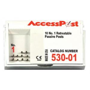 3-D Dental Pins & Posts - Flexi-Post