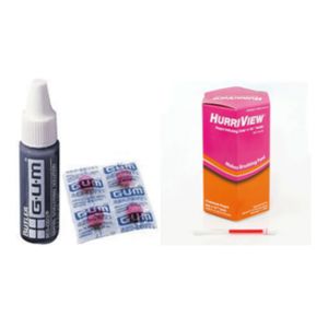 3-D Dental Preventives - Disclosing Solutions & Tablets