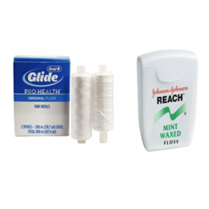 3-D Dental Preventives - Floss & Accessories