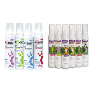 3-D Dental Preventives - Fluoride Foam