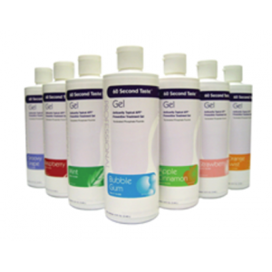 3-D Dental Preventives - Fluoride Gel