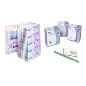 3-D Dental Preventives - Fluoride Varnishes