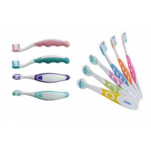 3-D Dental Preventives - Training Toothbrushes