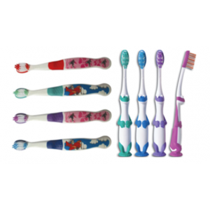 3-D Dental Preventives - Youth Toothbrushes
