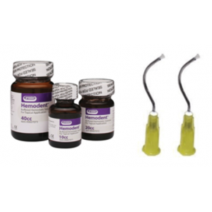 3-D Dental Retraction Materials - Hemostatic Solutions