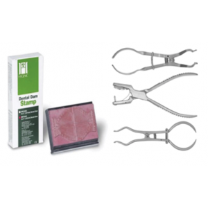 3-D Dental Rubber Dam Materials - Rubber Dam Instruments