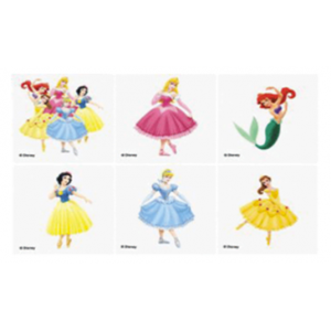 3-D Dental Toys - Tattoos