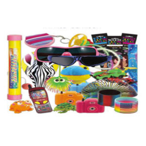 3-D Dental Toys - Toy Chests