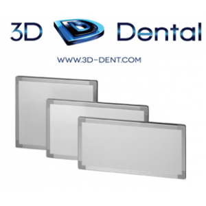 3-D Dental X-Ray - Cassettes & Screens