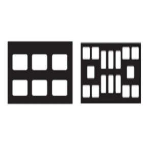 3-D Dental X-Ray - Mounts Cardboard