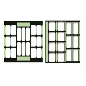 3-D Dental X-Ray - Mounts Pocket Style