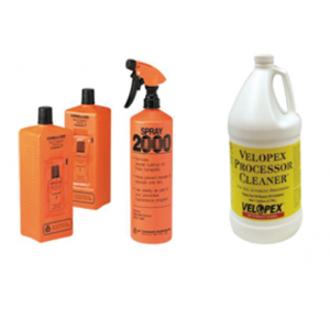 3-D Dental X-Ray - Processing Cleaners