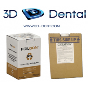 3-D Dental X-Ray - Waste Management
