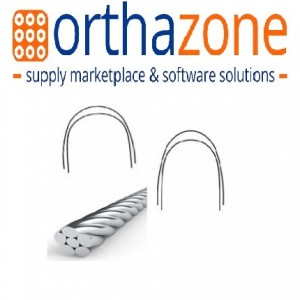 OrthAzone Archwires - Stainless Steel