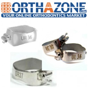 OrthAzone Molar Bands