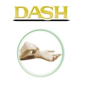 Dash Latex Exam Gloves