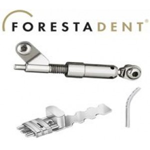 Forestadent Expansion Screws & Lab Supplies - Class Ii And Class Iii Appliances