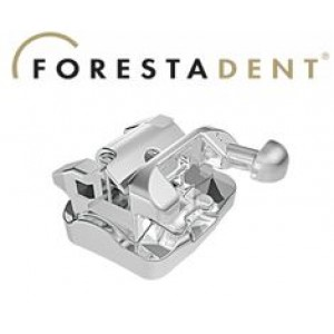 Forestadent Brackets - Metal