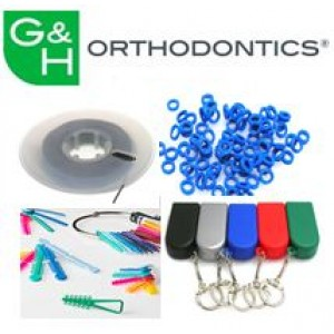 G&H Orthodontics Elastomerics