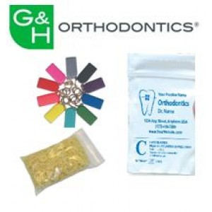 G&H Orthodontics - Intra-Extra Oral Elastics