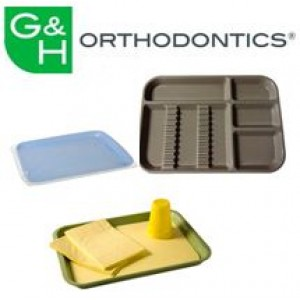 Clinical Supplies - Set-Up Trays & Tubs