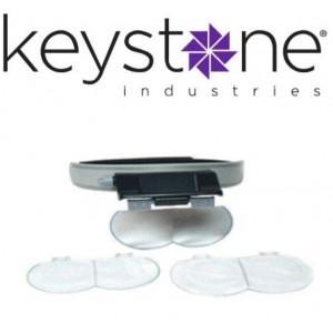 Keystone Lamp/Magnifiers