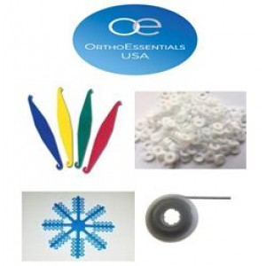Ortho Essentials Elastomerics