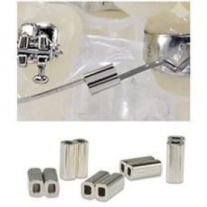 Ortho Technology Orthodontic Anchorage / Cross Double Tubes