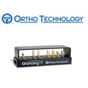 Ortho Technology Burs & Discs / Galaxy Burs Intro Kits
