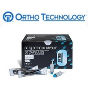 Ortho Technology Bonding Supplies / Gc Fuji Ortho Lc Capsules