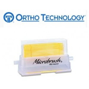 Ortho Technology Bonding Supplies / Microbrush And Ultrabrush