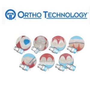 Ortho Technology Bonding Supplies / Mini Mold Aesthetic Attachments