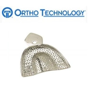 Ortho Technology Impression Supplies / Ot Stainless Steel Impression Trays Impression Supplies