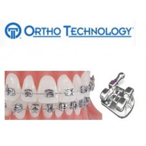Ortho Technology Brackets   Metal / Pinnacle Stainless Steel Brackets
