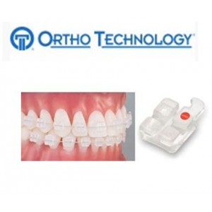 Ortho Technology Brackets – Aesthetic / Pure Sapphire Bracket System