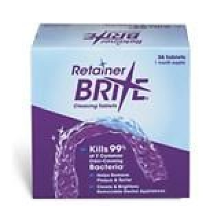 Ortho Technology Patient Care / Retainer Brite