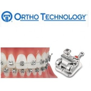 Ortho Technology Brackets   Metal / Sensation M Metal Sl Brackets