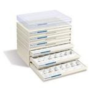 Ortho Technology Organizers / Stackable Band And Bracket Organizers