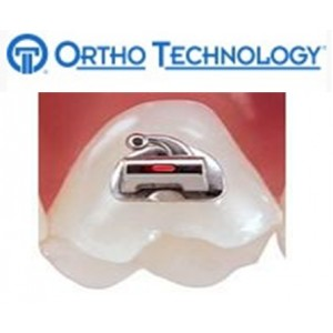 Ortho Technology Buccal Tubes / Trucast Low Profile Bondable Buccal Tubes