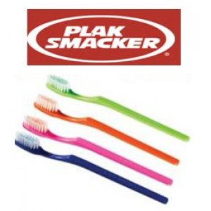 Plaksmacker Disposable Toothbrushes