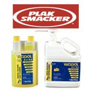 Plaksmacker Evacuation System Cleaners