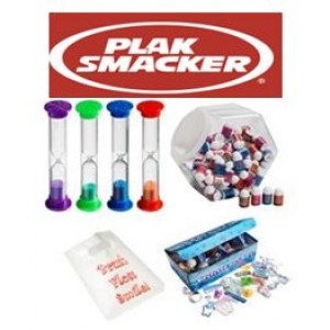 Plaksmacker Patient Giveaways