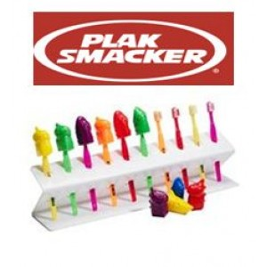Plaksmacker Toothbrush Racks & Storage