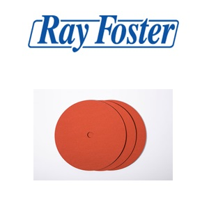 "Adhesive Backed Sandpaper Discs For 10"" Model Trimmer"