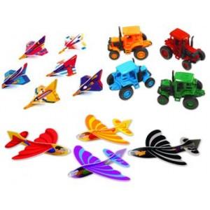 Cars / Trucks / Planes
