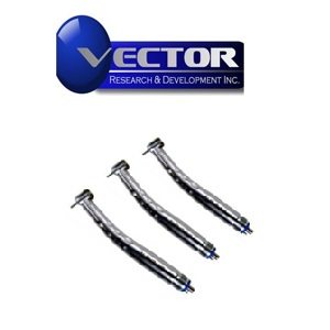 Vector HighSpeed Handpieces