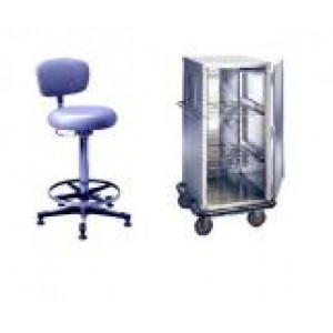 Equipment/ Cabinets/ Lights/ Stools/ Patient Chairs